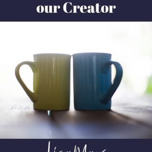 Conversations with our Creator